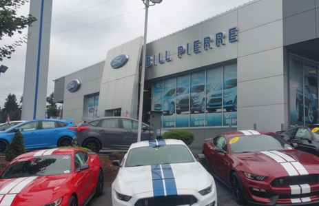 Car Dealerships