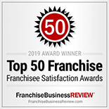 Top 50 Franchise - Franchise Satisfaction Awards