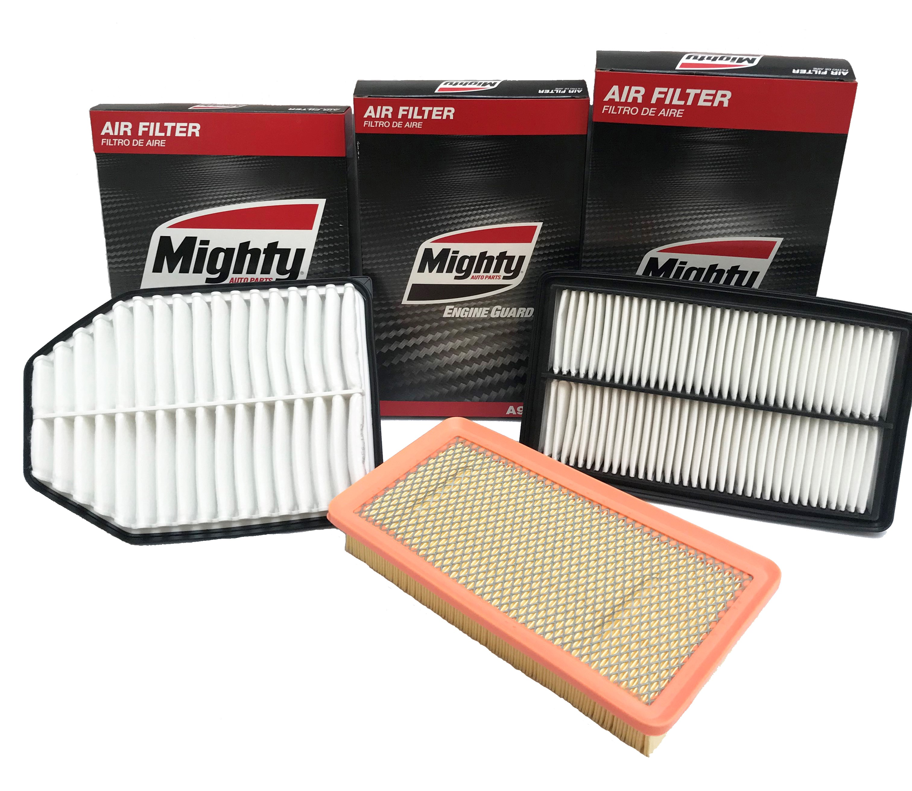 Underhood Air Filters