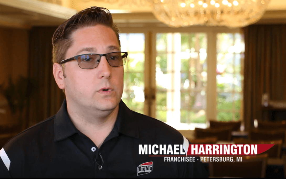 Traditional Franchise Partners/Entrepreneurs - Michael Harrington, Entrepreneur Business Owner
